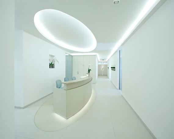 Innenarchitketur/Corporate Design für Gewerbe, Centrum für Orthopädie