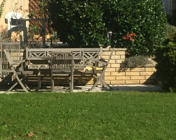 Gartenoase in Pörtschach am Worthersee