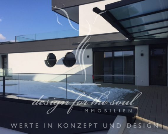 Luxus-Wohnung am Wörthersee mit Penthaus-Feeling