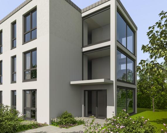 Neubauprojekt Hofgarten78