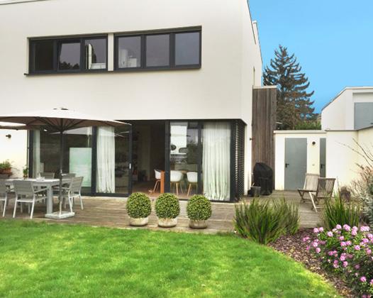 Vermarktung Bestandsimmobilien (Beispiel Einfamilienhaus Bad Nauheim)