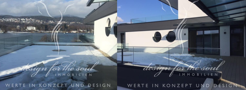 Luxus-Wohnung Wörthersee